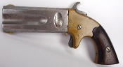 American Arms Co Over Under Combo Derringer
